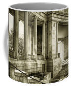 Greek Theatre 7 Golden Age Coffee Mug by Angelina Vick