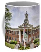 Greeneville Town Hall Coffee Mug by Heather Applegate