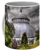 Greenhouse - The Observatory Coffee Mug by Mike Savad