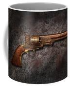 Gun - Colt Model 1851 - 36 Caliber Revolver Coffee Mug by Mike Savad