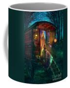 Gypsy Firefly Coffee Mug by Aimee Stewart