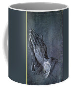 Hands Of An Apostle 1508 Coffee Mug by Philip Ralley