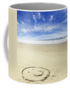 Happiness Coffee Mug by Les Cunliffe