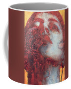 Head Coffee Mug by Graham Dean