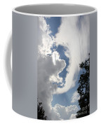 Head In The Clouds Coffee Mug by Jackie Mestrom