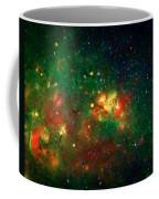 Hidden Nebula Coffee Mug by Jennifer Rondinelli Reilly - Fine Art Photography