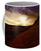 High Desert Clouds Coffee Mug by Jeff Swan