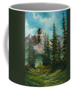High Meadow Coffee Mug by C Steele
