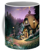 Hillcrest Cottage Coffee Mug by Steve Read
