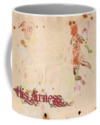His Airness - Michael Jordan Coffee Mug by Paulette B Wright
