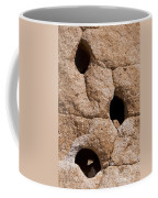 Holes In The Wall Coffee Mug by Bob Phillips
