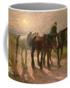 Homeward Coffee Mug by Harry Fidler