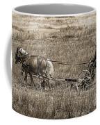 Horse Power Coffee Mug by Janice Rae Pariza