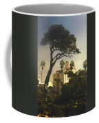 Hotel California- La Jolla Coffee Mug by Steve Karol