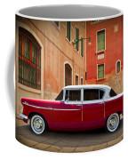 Hudson Wasp 1955 Coffee Mug by Debra and Dave Vanderlaan