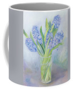Hyacinths Coffee Mug by Sophia Elliot