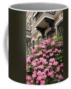 Hydrangeas In Holland Coffee Mug by Carol Groenen