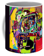 I Believe With Complete Faith In The Coming Of Mashiach 5 Coffee Mug by David Baruch Wolk