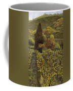 I Filari In Autunno Coffee Mug by Guido Borelli