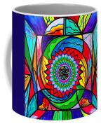 I Trust Myself To Create Coffee Mug by Teal Eye  Print Store