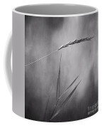 I Will Hold You In Black And White Coffee Mug by Priska Wettstein