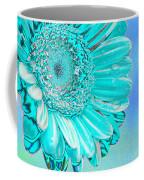 Ice Blue Coffee Mug by Carol Lynch