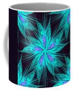 Ice Flower Coffee Mug by Anastasiya Malakhova