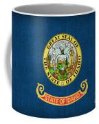 Idaho State Flag Coffee Mug by Pixel Chimp