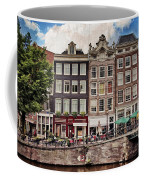 In Another Time And Place Coffee Mug by Joan Carroll