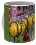 In Memory Of 19 Brave Firefighters  Coffee Mug by Rene Triay Photography