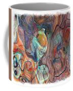 In My Minds Eye Coffee Mug by Susan Leggett