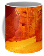 In Orange Chasms Coffee Mug by Jeff Swan