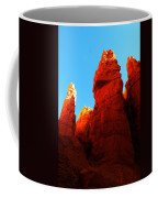 In Shadows Where The Gods Wander Coffee Mug by Jeff Swan