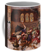 In The Harem Coffee Mug by Rudolphe Ernst