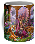 Indian Harmony Coffee Mug by Jan Patrik Krasny