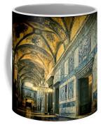 Interior Narthex Coffee Mug by Joan Carroll