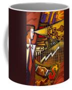 Investor Coffee Mug by Leon Zernitsky