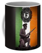 Irish 1916 Volunteer Coffee Mug by David Doyle