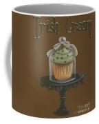 Irish Cream Cupcake Coffee Mug by Catherine Holman