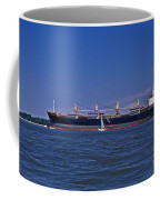 Is Big Really Better Coffee Mug by Skip Willits