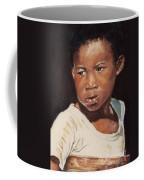 Island Boy Coffee Mug by John Clark