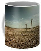 It Was A Strange Day Coffee Mug by Laurie Search