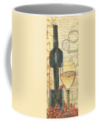 Italian Wine And Grapes 1 Coffee Mug by Debbie DeWitt