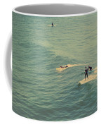 It's The Ride Coffee Mug by Laurie Search