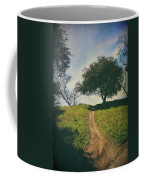 It's Time To Get Up That Hill Coffee Mug by Laurie Search