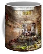 Jail - Eastern State Penitentiary - The Mess Hall  Coffee Mug by Mike Savad