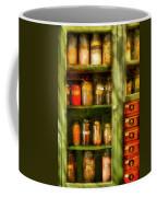 Jars - Ingredients II Coffee Mug by Mike Savad