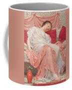 Jasmine Coffee Mug by Albert Joesph Moore