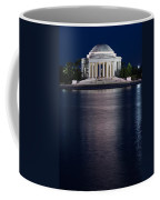 Jefferson Memorial Washington D C Coffee Mug by Steve Gadomski