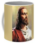 Jesus Christ Coffee Mug by Munir Alawi